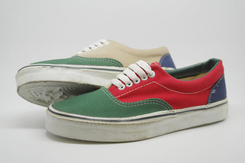 vintage vans x faconnable style #95 mk2 ~ US8