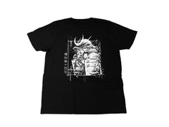 Samurai Music Decade Warrior T Shirt