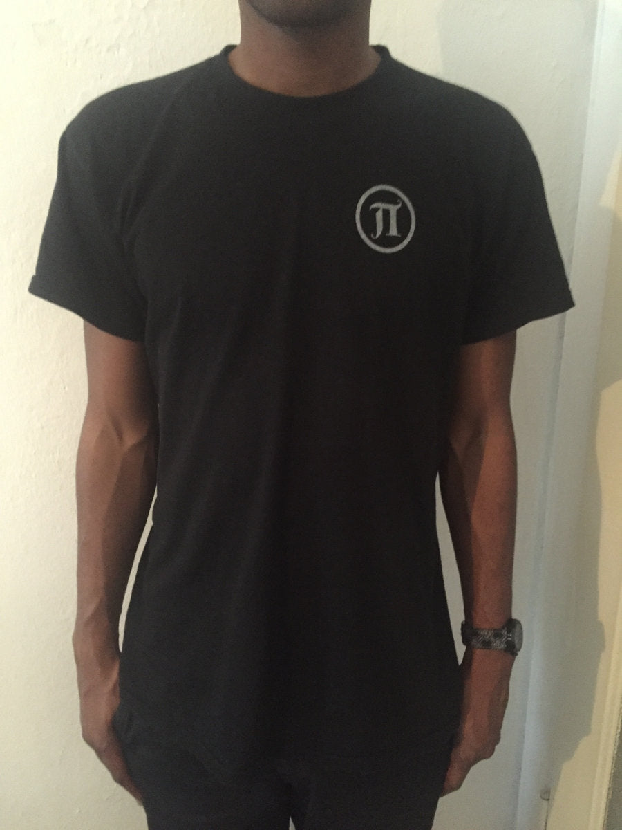 Pi Electronics - Pocket Logo T Shirt