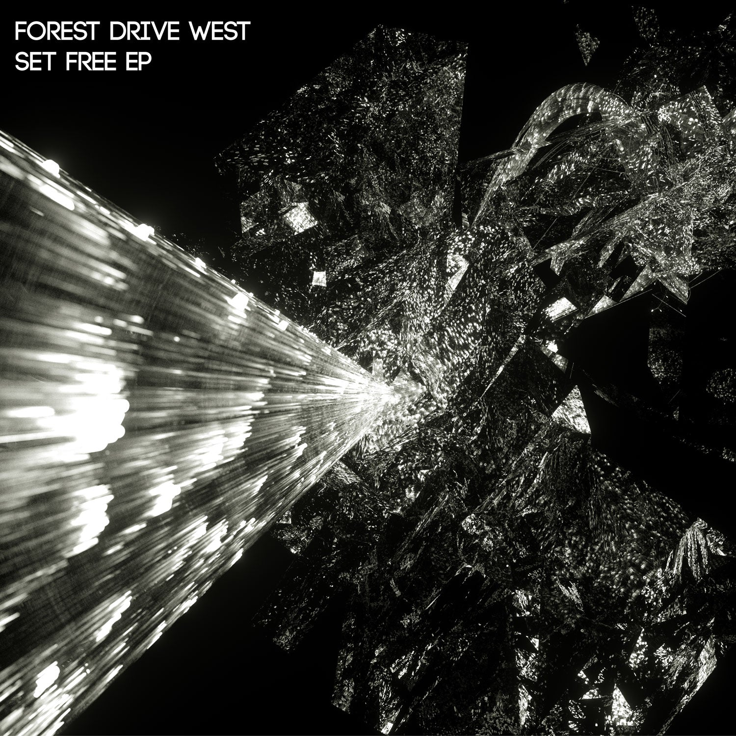 Forest Drive West - Set Free EP