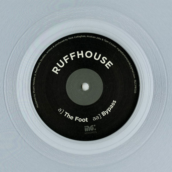 Ruffhouse - The Foot / Bypass
