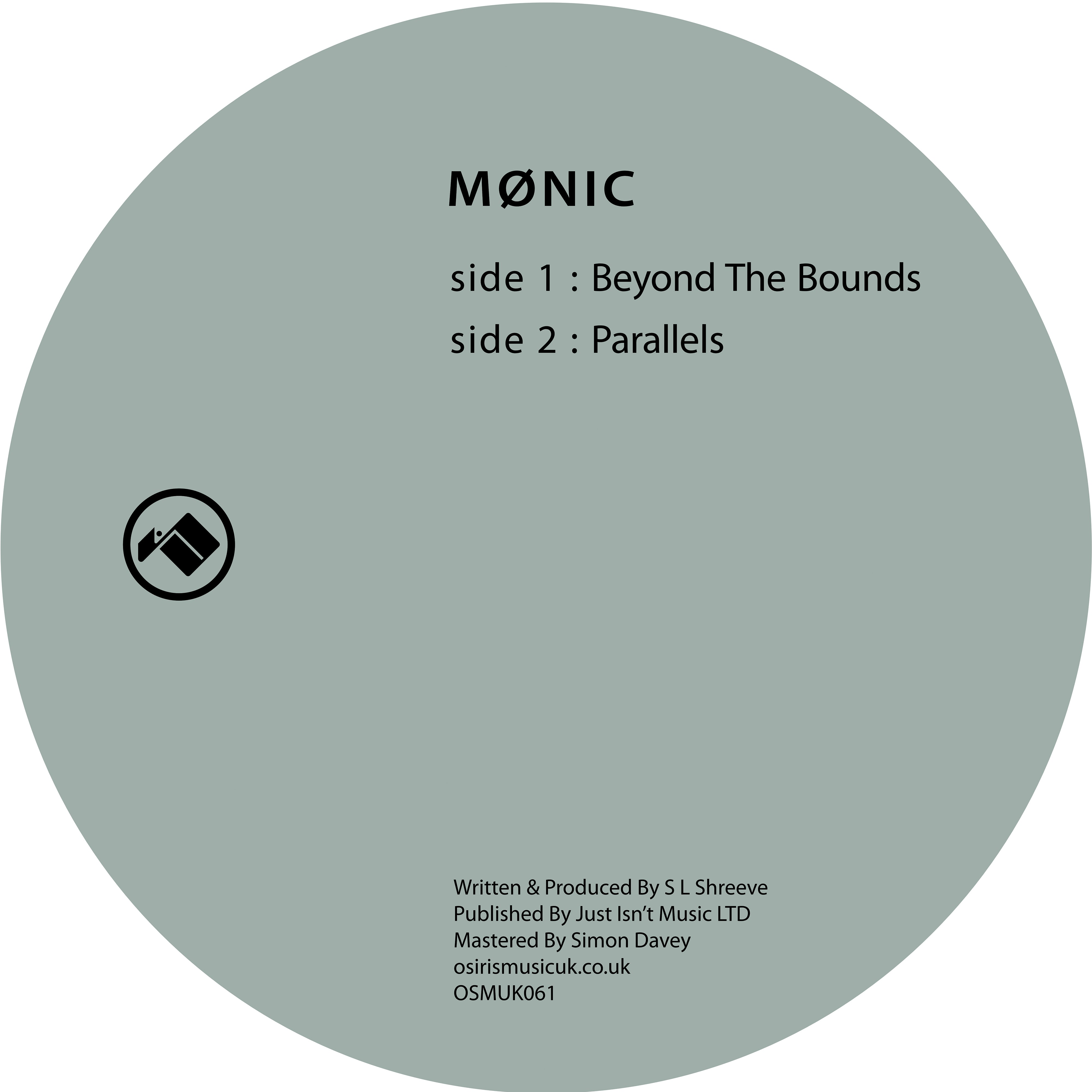Mønic - Beyond The Bounds