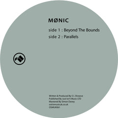 Mønic - Beyond The Bounds [pre order]