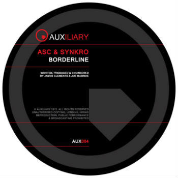 ASC and Synkro 'Borderline' / 'Sacred Moments' (Downloads)