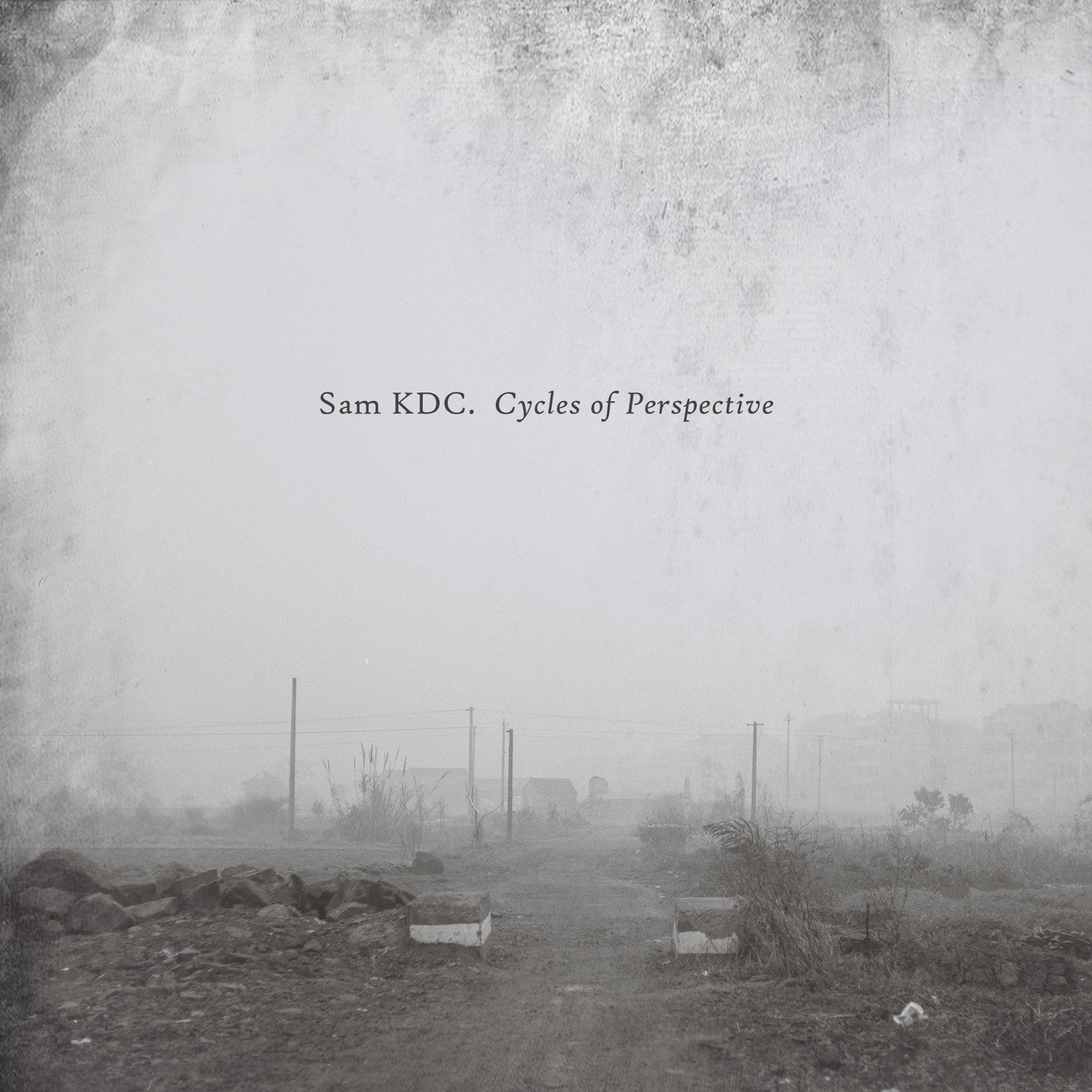 Sam KDC - Cycles Of Perspective (CD)