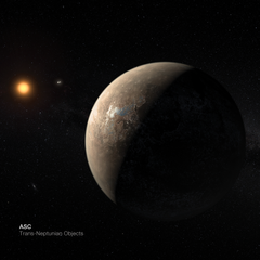 ASC - Trans Neptunian Objects (CD)
