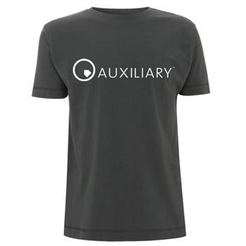 Auxiliary 'Logo' T Shirt
