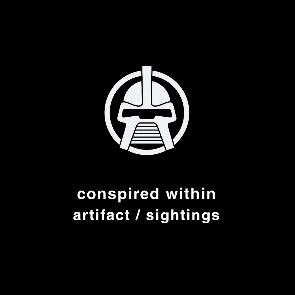 Conspired Within - Artifact / Sightings (Downloads)