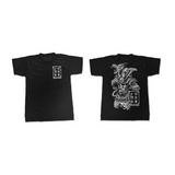 Samurai Music - Decayed Warrior 2 T Shirt
