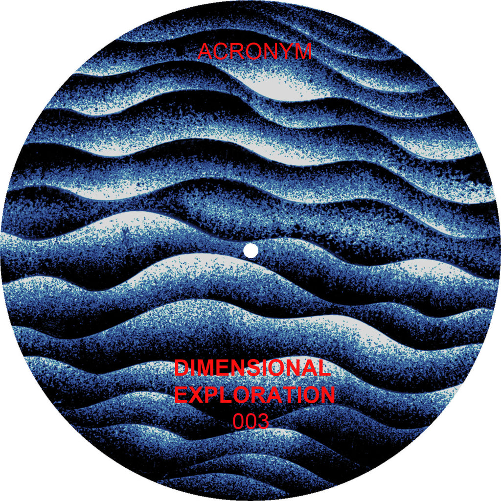 Acronym - Dimensional Exploration 3