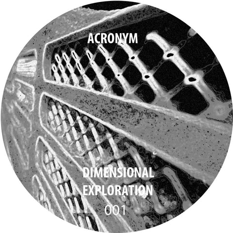 Acronym - Dimensional Exploration 001 (Vinyl)