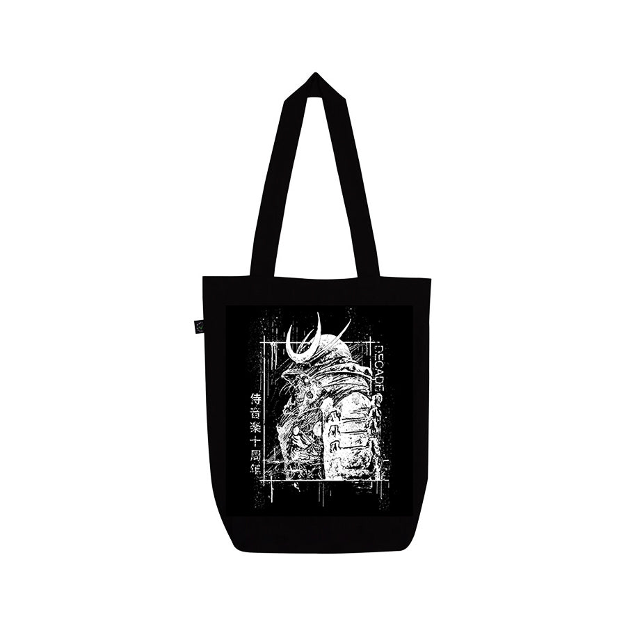 Samurai Music - Decade Warrior Shopping Bag
