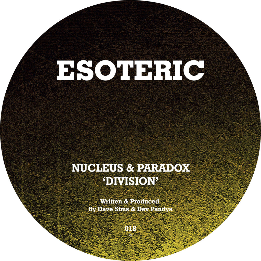 Nucleus & Paradox - Division / Tell Me The Truth (Gremlinz Remix) (Downloads)