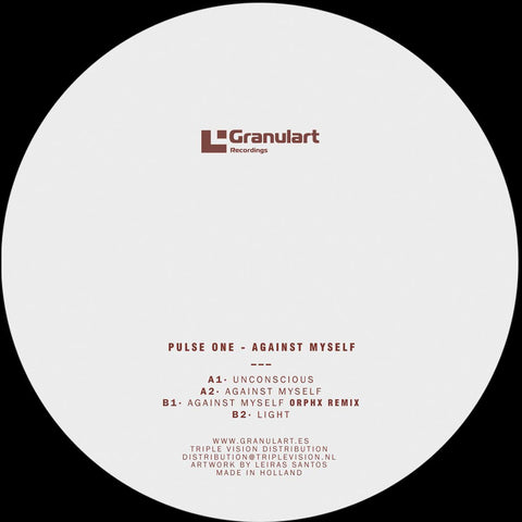 Pulse One - Against Myself (Vinyl)