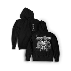 Samurai Music - Samurai Hannya Hooded Sweatshirt