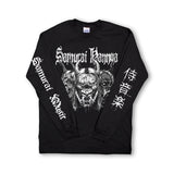 Samurai Music - Samurai Hannya Long Sleeved Shirt