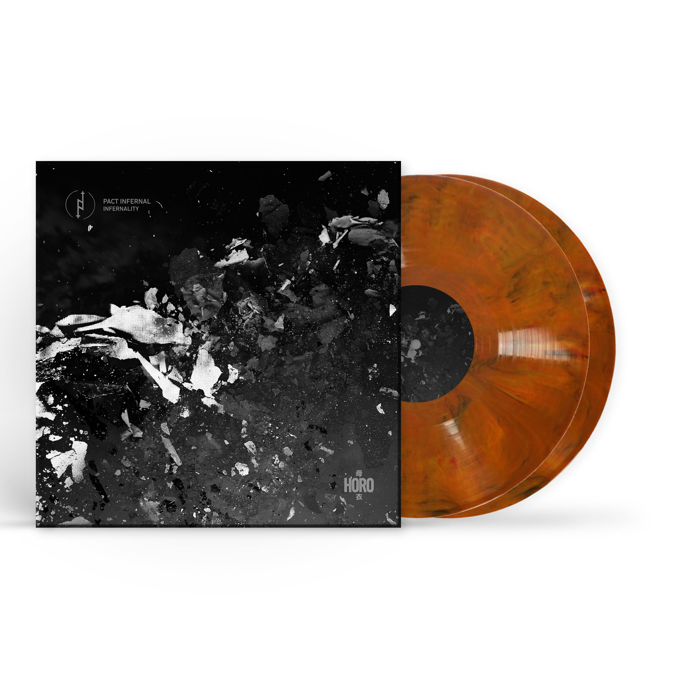 Pact Infernal - Infernality - 2019 Repress