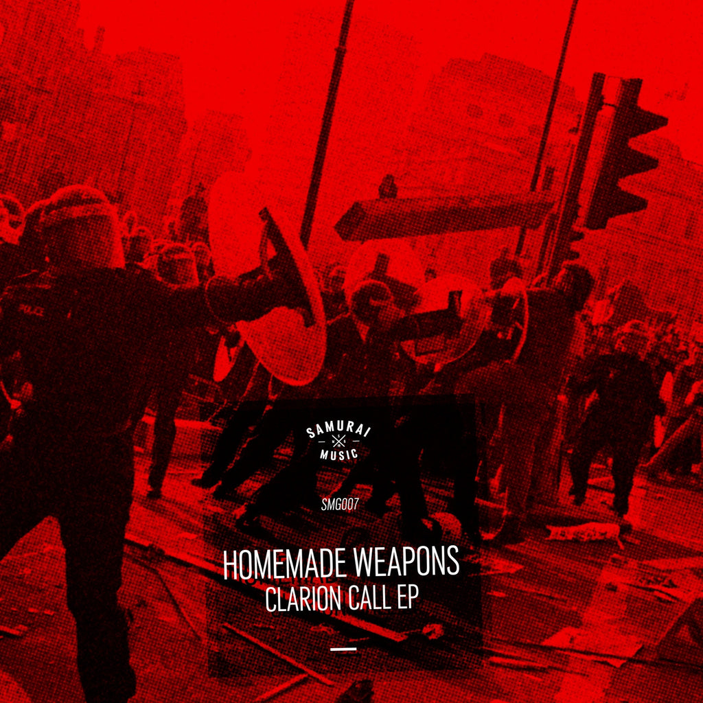 Homemade Weapons 'Clarion Call' EP (Downloads)