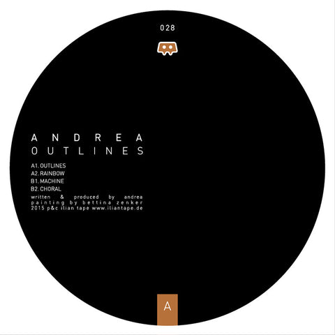 Andrea 'Outlines' (Vinyl)