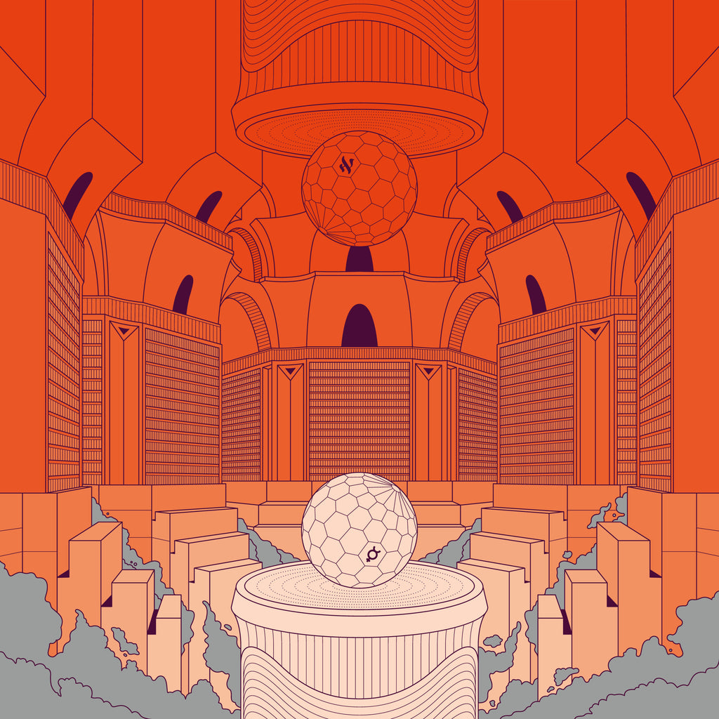 r2π - Library Of Babel EP