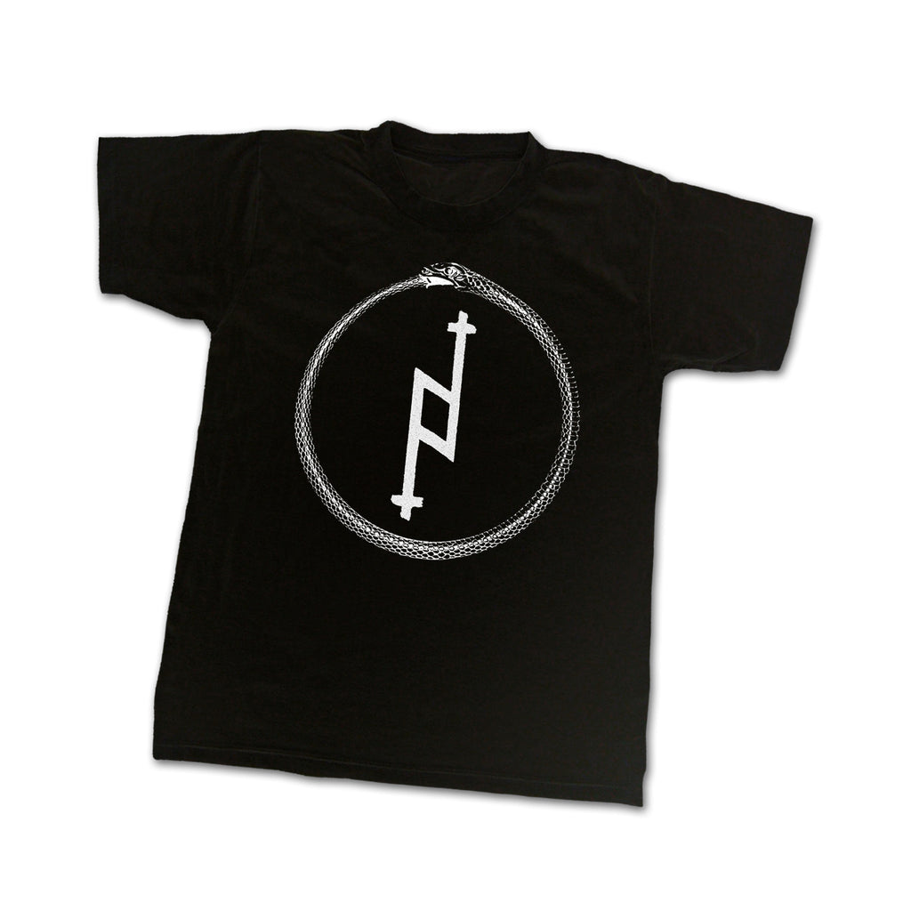 Pact Infernal - Ouroboros Rune T Shirt