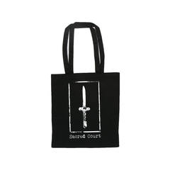 Sacred Court - Logo Tote Bag