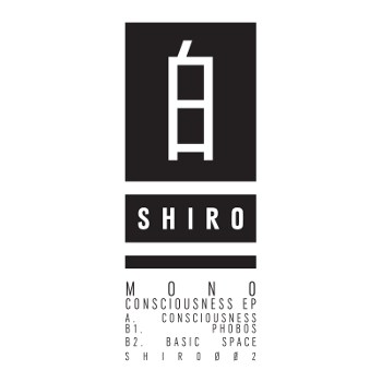 Mono 'Consciousness' EP (Downloads)