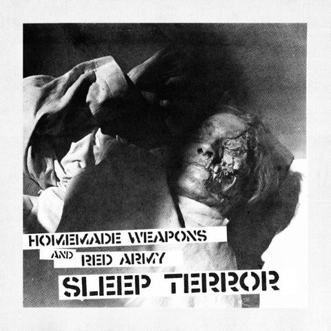 Homemade Weapons & Red Army 'Sleep Terror' EP (Downloads)