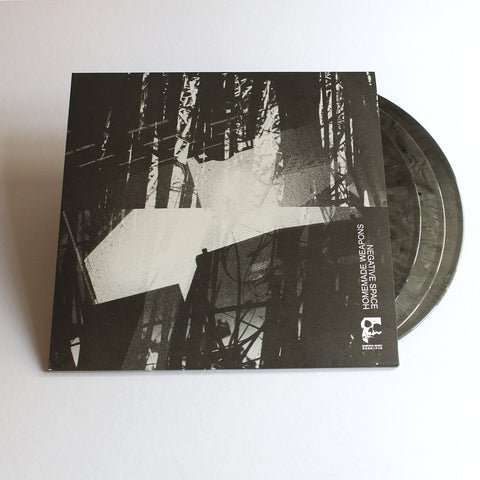 Homemade Weapons 'Negative Space' (Vinyl)