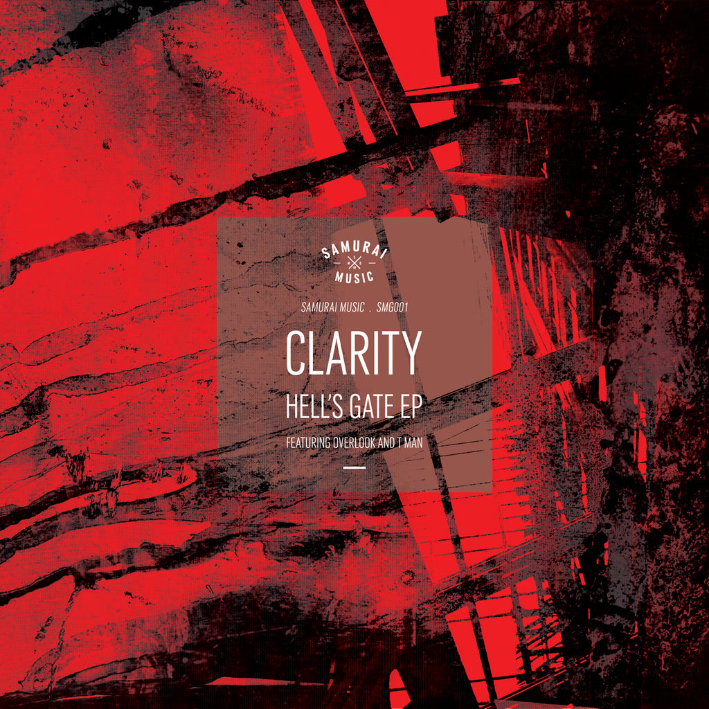Clarity - Hell's Gate (2018 Repress)