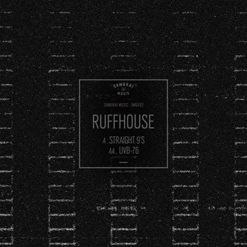 Ruffhouse 'Straight 9's' / 'UVB-76' (Downloads)
