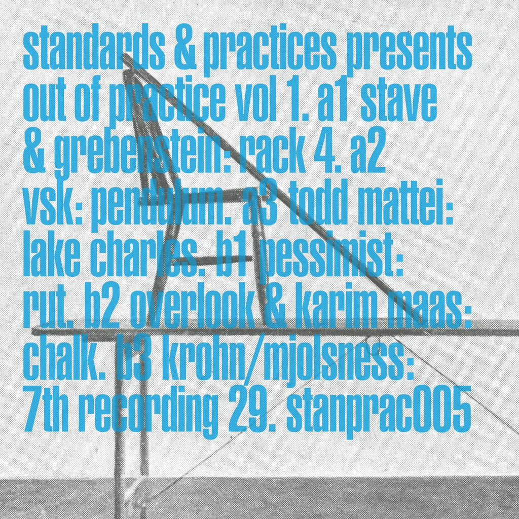 Various - Out of Practice Vol 1