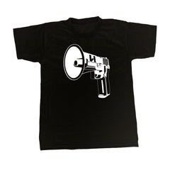Weaponry - Gun Logo T Shirt