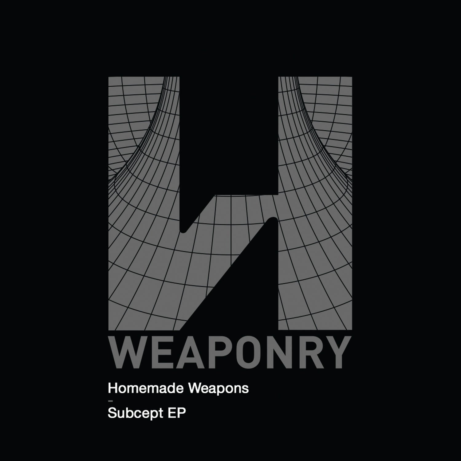 Homemade Weapons - Subcept EP (Downloads)