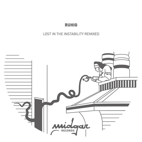 Ruhig - Lost In The Instability Remixes (Vinyl)
