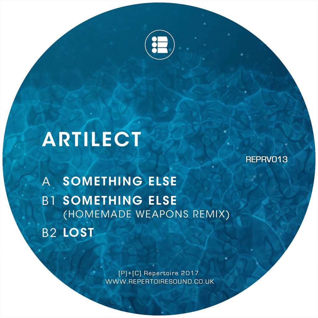 Artilect - Something Else EP
