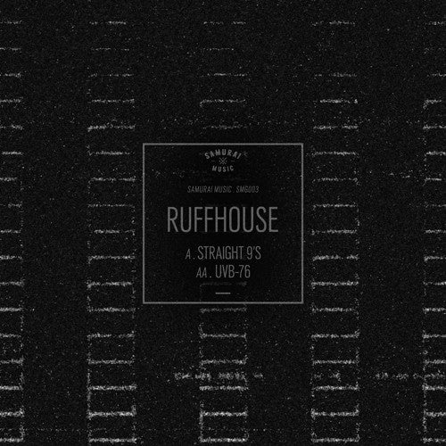 Ruffhouse - Straight 9's / UVB-76