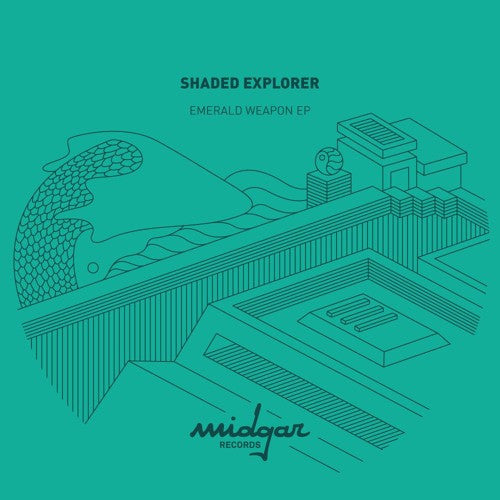 Shaded Explorer 'Emerald Weapon' EP (Vinyl)