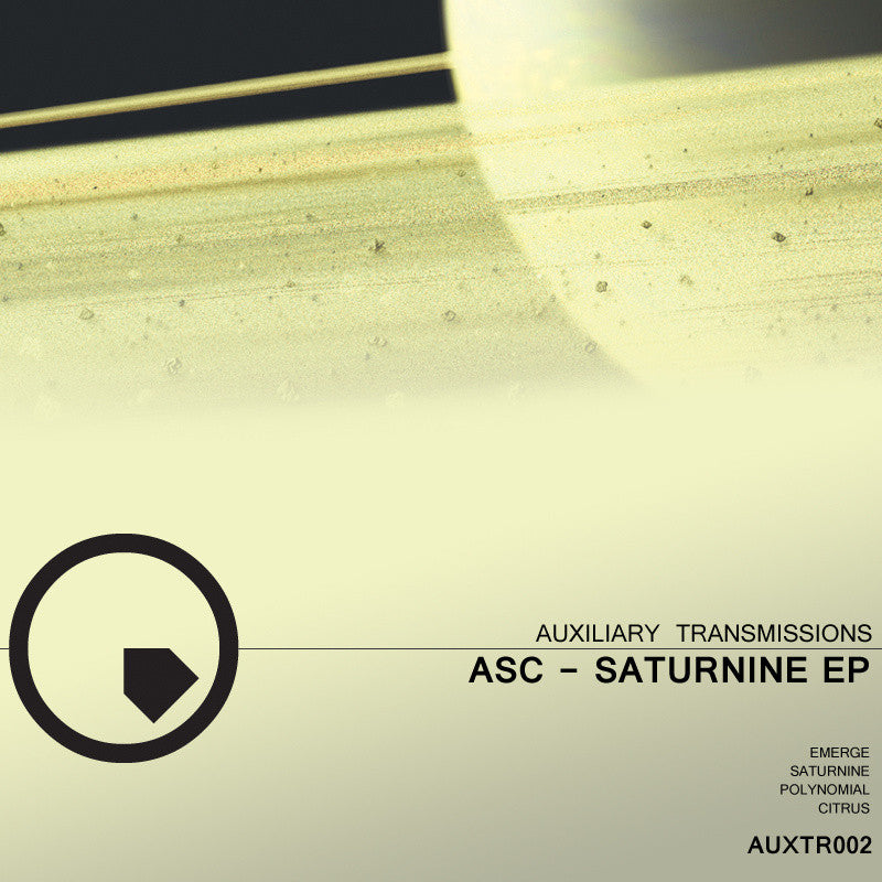 ASC 'Saturnine EP' (Downloads)