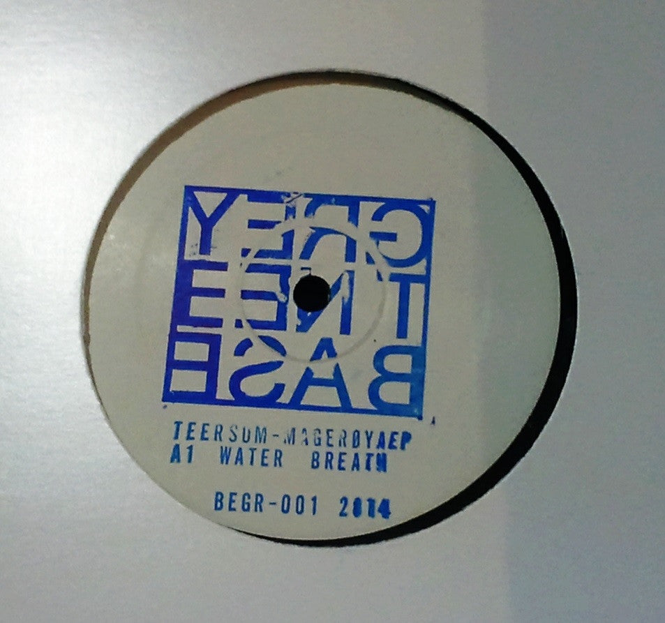 Teersom - Mageroyeap EP with Felix K remix