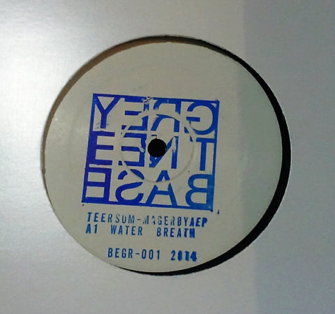 Teersom 'Mageroyeap' EP with Felix K remix (Vinyl)