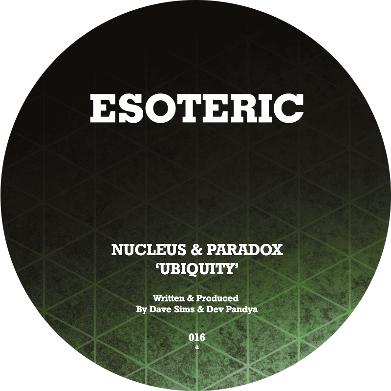 Nucleus & Paradox - Ubiquity / Foundation (Downloads)