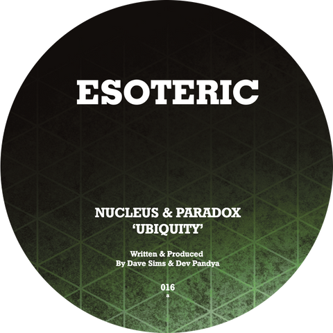 Nucleus & Paradox 'Ubiquity' / 'Foundation' (Downloads)