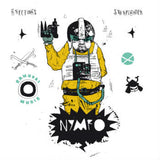 Nymfo 'Greetings Starfighter' / 8 Band' (Vinyl)