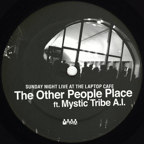 The Other People Place ft. Mystic Tribe a.i. - Sunday Night Live at The Laptop Cafe (Vinyl)