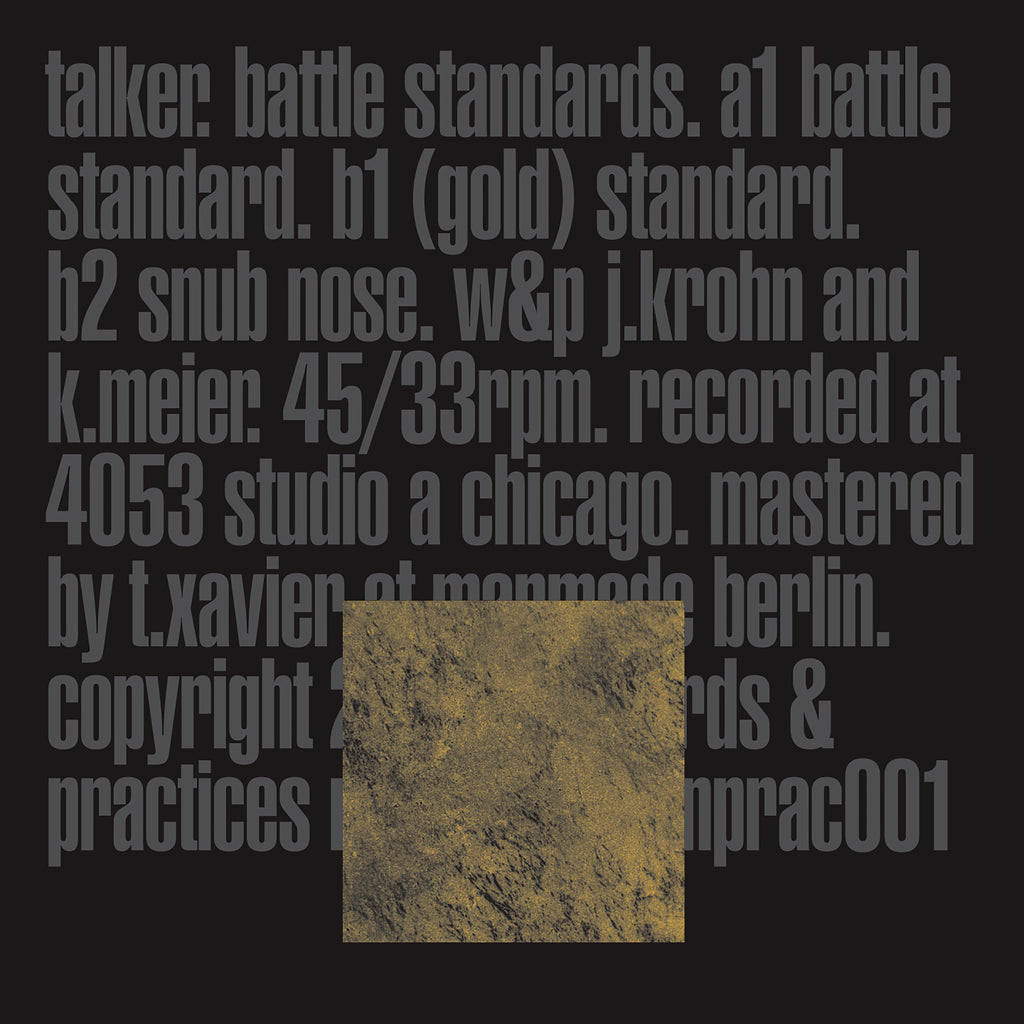 Talker - Battle Standards