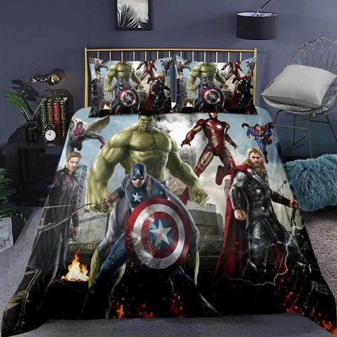 Bedding Sets Avengers