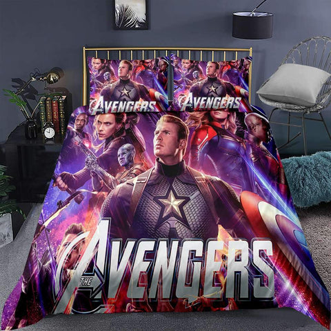Bedding Sets Avengers Sale