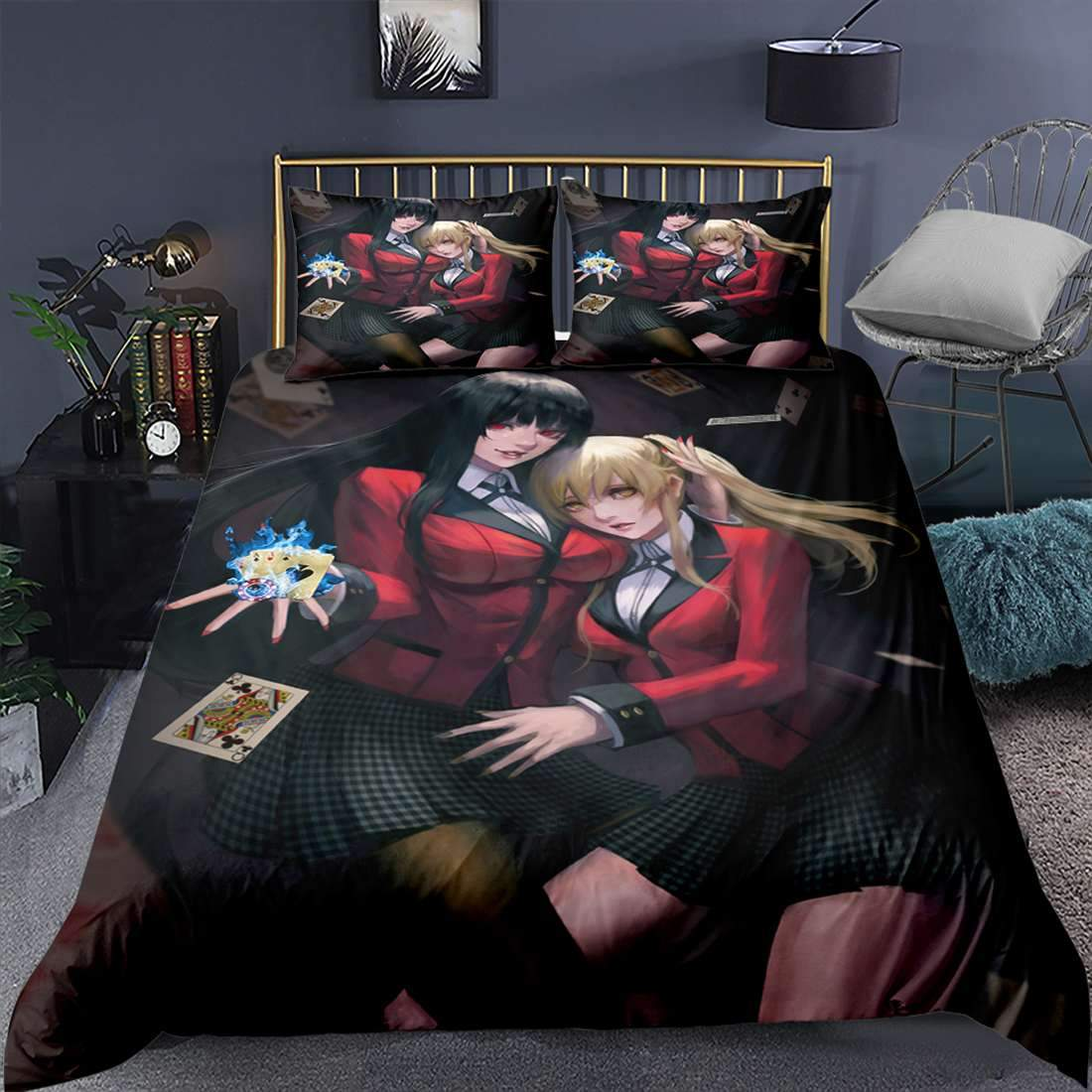 Bedding Sets Kakegurui Sale
