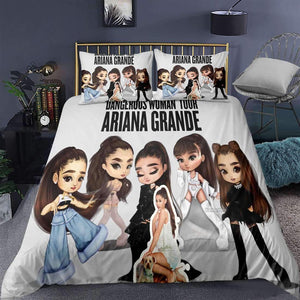 Bedding Sets Ariana Grande Queen
